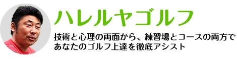 ハレルヤゴルフスクール(埼玉県 富士見市 池袋から25分 ふじみ野から送迎あり)